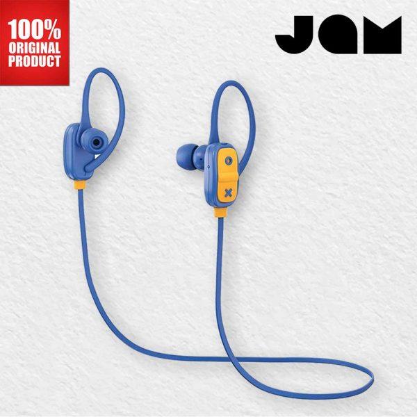 Jam Audio Earphones Bluetooth Live Large Blue Earphones Wireless Jam Audio Earphones Jam Audio