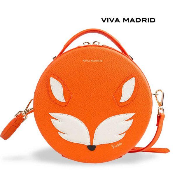 Viva Madrid Mascota Sling Bag - Always Foxy