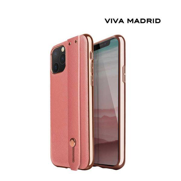 Viva Madrid Cruzar Case Pink - Casing iPhone 11 Pro Max 6.5