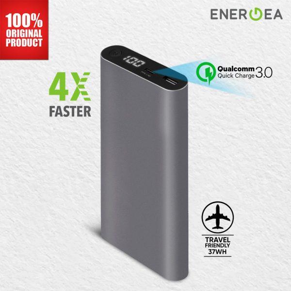 Energea Powerbank Alupac PD 20000 mAh - Gunmeta Powerbank Energea