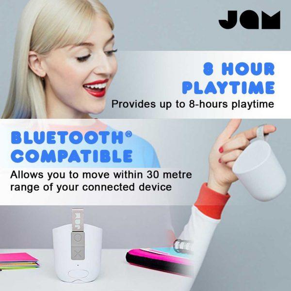 Jam Audio - Speaker Bluetooth Chill Out - Red Speaker Handphone
