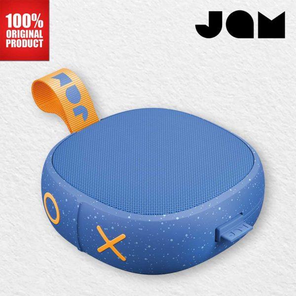 Jam Audio Speaker Bluetooth Hang Up Blue Speaker Jam Audio