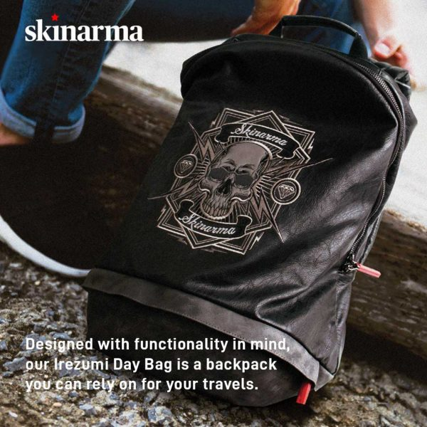 Skinarma Irezumi Day Backpack Ride Tas Punggung Ride Ransel Skinarma