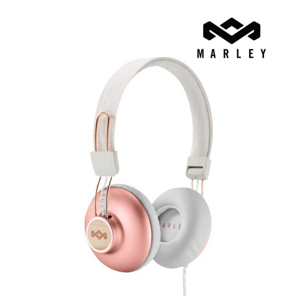 House of Marley Headphones Positive Vibration 2 Wire Copper
