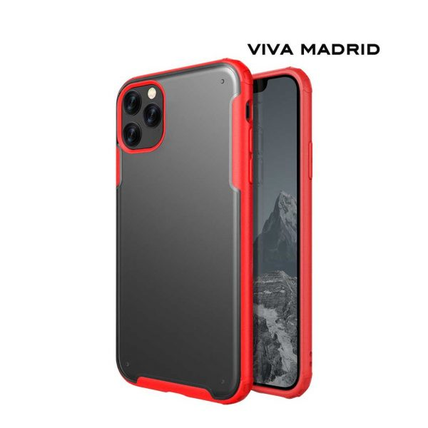 Viva Madrid Vanguard shield Frost Case Red - Casing IPhone 11 Pro 5.8