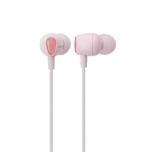 Cresyn Stereo Earphones C110S - Pink