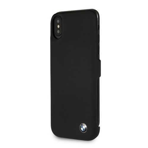 BMW Power Case On Motorsport 3000mAh Black - Casing iPhone X Powercase IPhone X