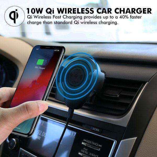 Wireless Charging Car Mount PROMATE