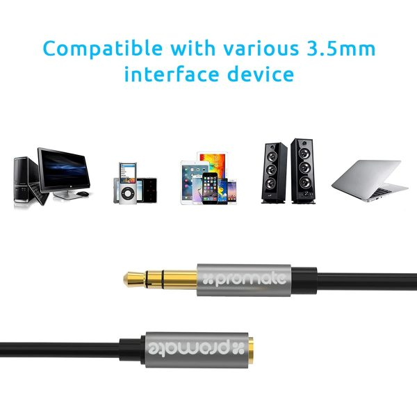 Aux 3.5mm Adapter PROMATE
