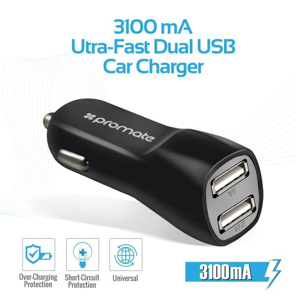 All in 1 Car Home Charger ChargMate PROMATE