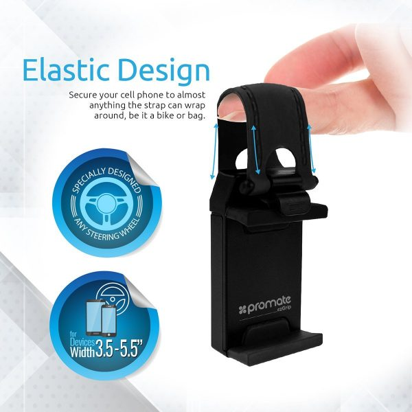 Phone Holder in Car and Bicycle PROMATE