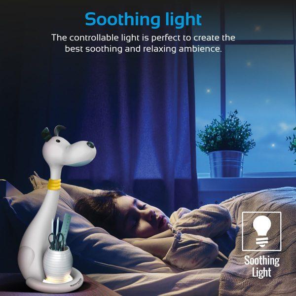 Lampu Malam Tidur Belajar LED Putih PROMATE