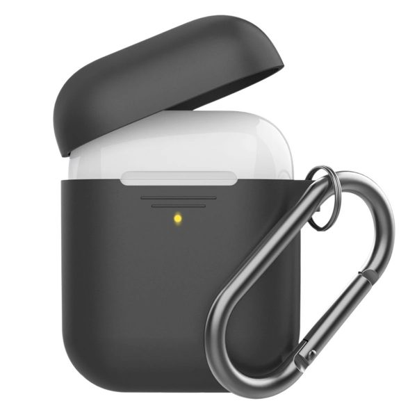 AirPods Case with Quick-Snap Carabiner Hook Gripcase PROMATE