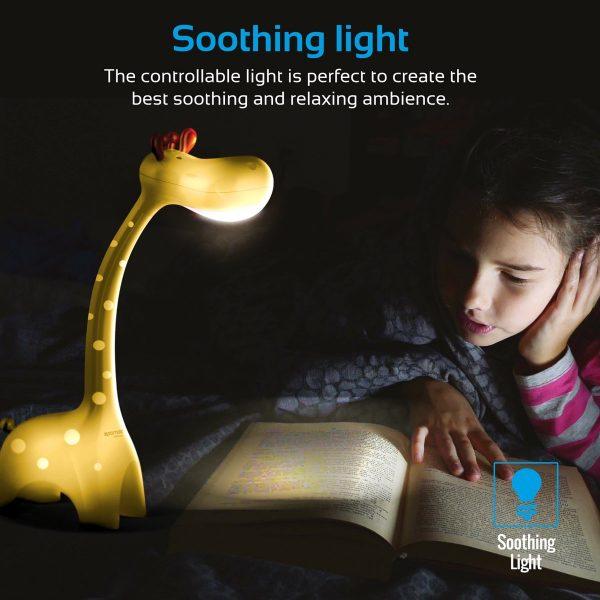 Lampu Malam Tidur Belajar LED Kuning PROMATE