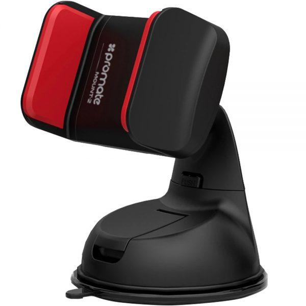 Car Mount Phone Holder Mount Hitam PROMATE