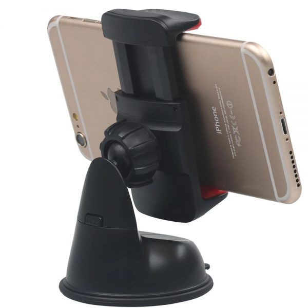 Car Mount Phone Holder Mount Merah PROMATE