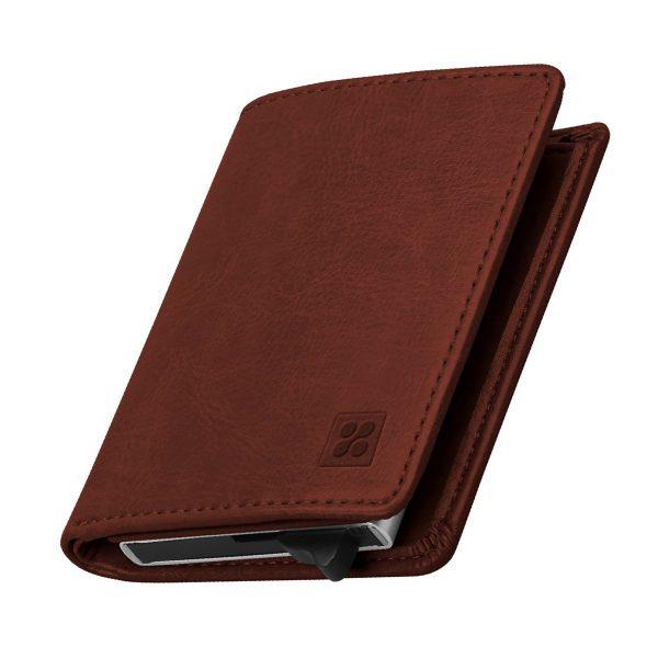 Card Holder Leather Case Coklat PROMATE
