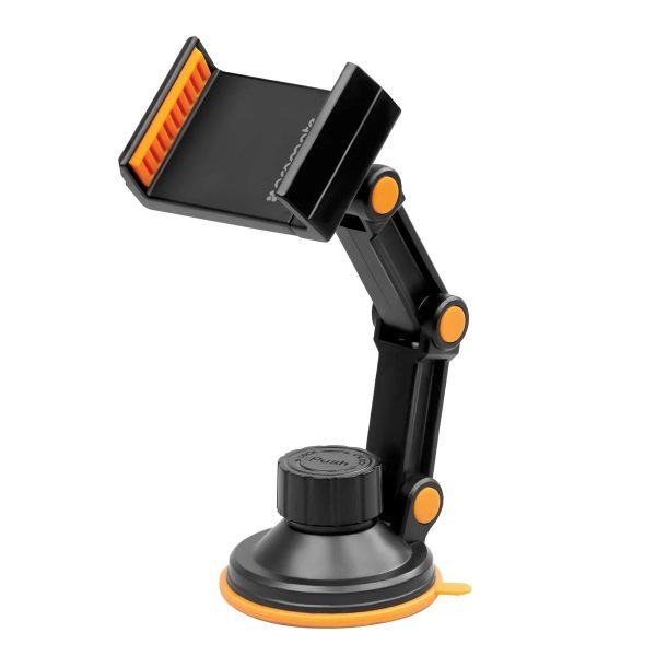 Car Mount Phone Holder Orange PROMATE