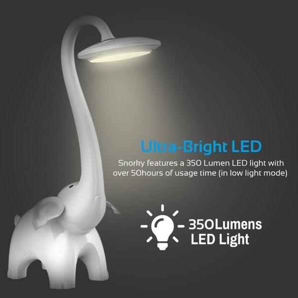 Lampu Malam Tidur Belajar LED Putih ORI PROMATE