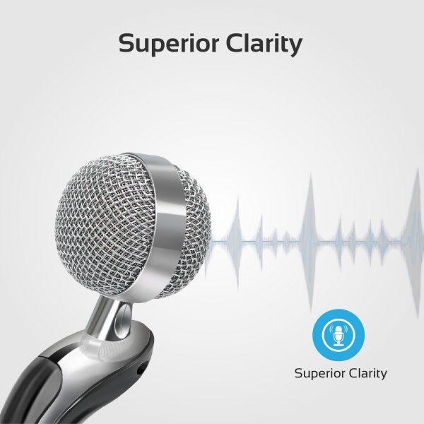 Desktop Condenser Microphone Tweeter PROMATE