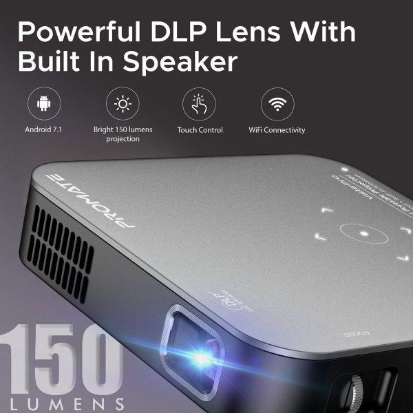 Portable Mini Projector Vista PROMATE