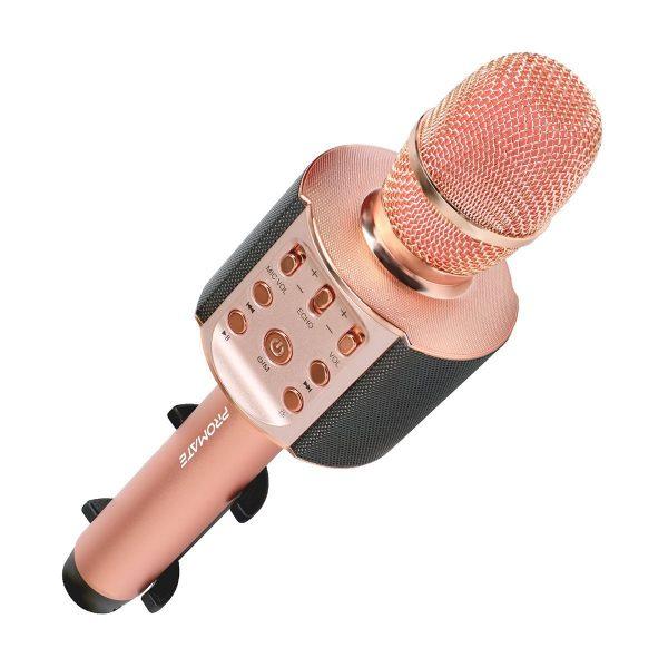 Karaoke Microphone VocalMic Pink PROMATE